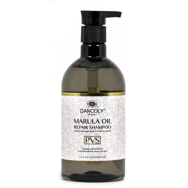 шампунь для восстановления волос с маслом марулы